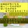 「カテキュ」50本X4袋 体脂肪が気になる方へ「送料無料!たっぷり200本!!」500mlペットボトル1本で緑茶13杯分のカテキンが取れる健康茶