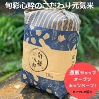 【新米大特価!】幻の純血種のフリー米!信州松本・旬彩心粋玄米コシヒカリ10kg