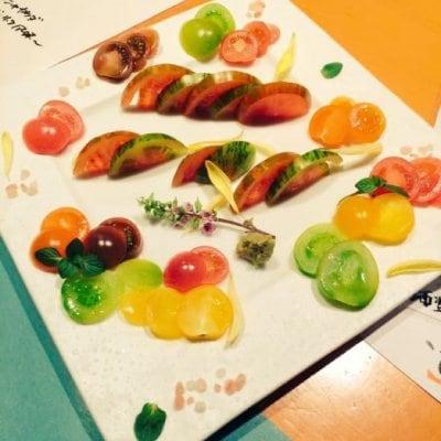 【期間限定商品】旬彩心粋の大人気商品!カラフルミニトマト1kg
