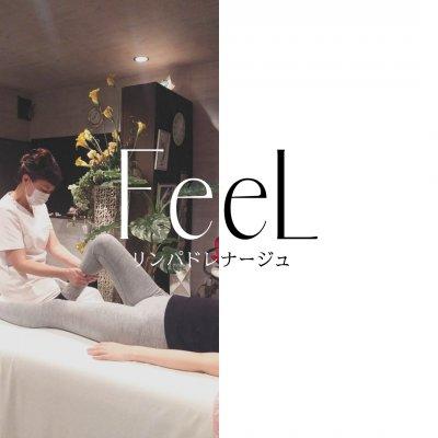 【キャンペーン】リンパドレナージュ60分(前面・整体込み)〜Feel リンパドレナージュ〜
