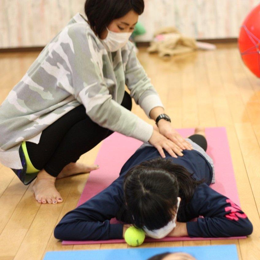 【お子様専用】姿勢改善クラス (4回クラス)のイメージその2