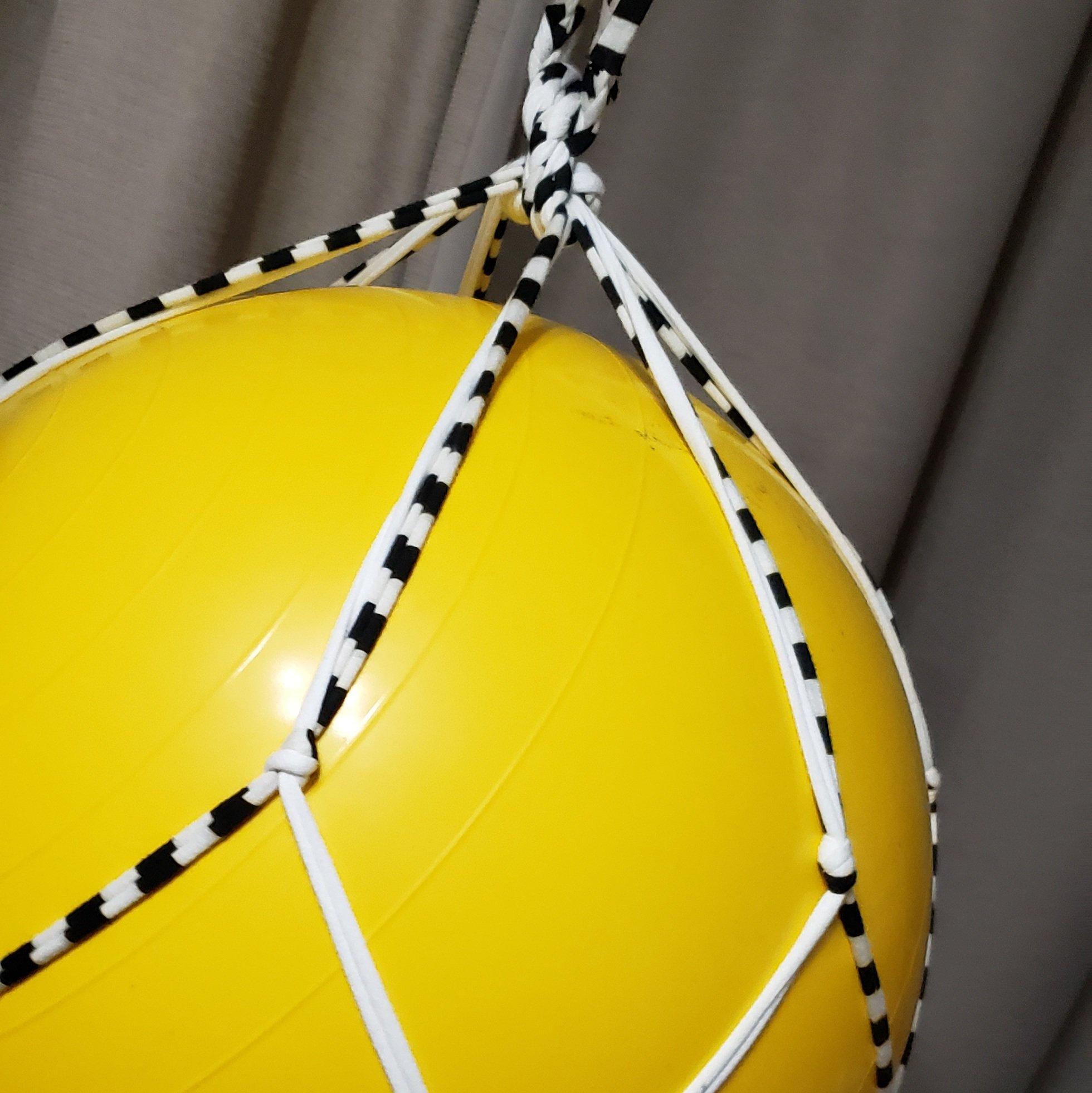 【ボール&ボールネット付き】バランスボールスターターセット!基本をまずは学びましょう@江南市&オンラインのイメージその4