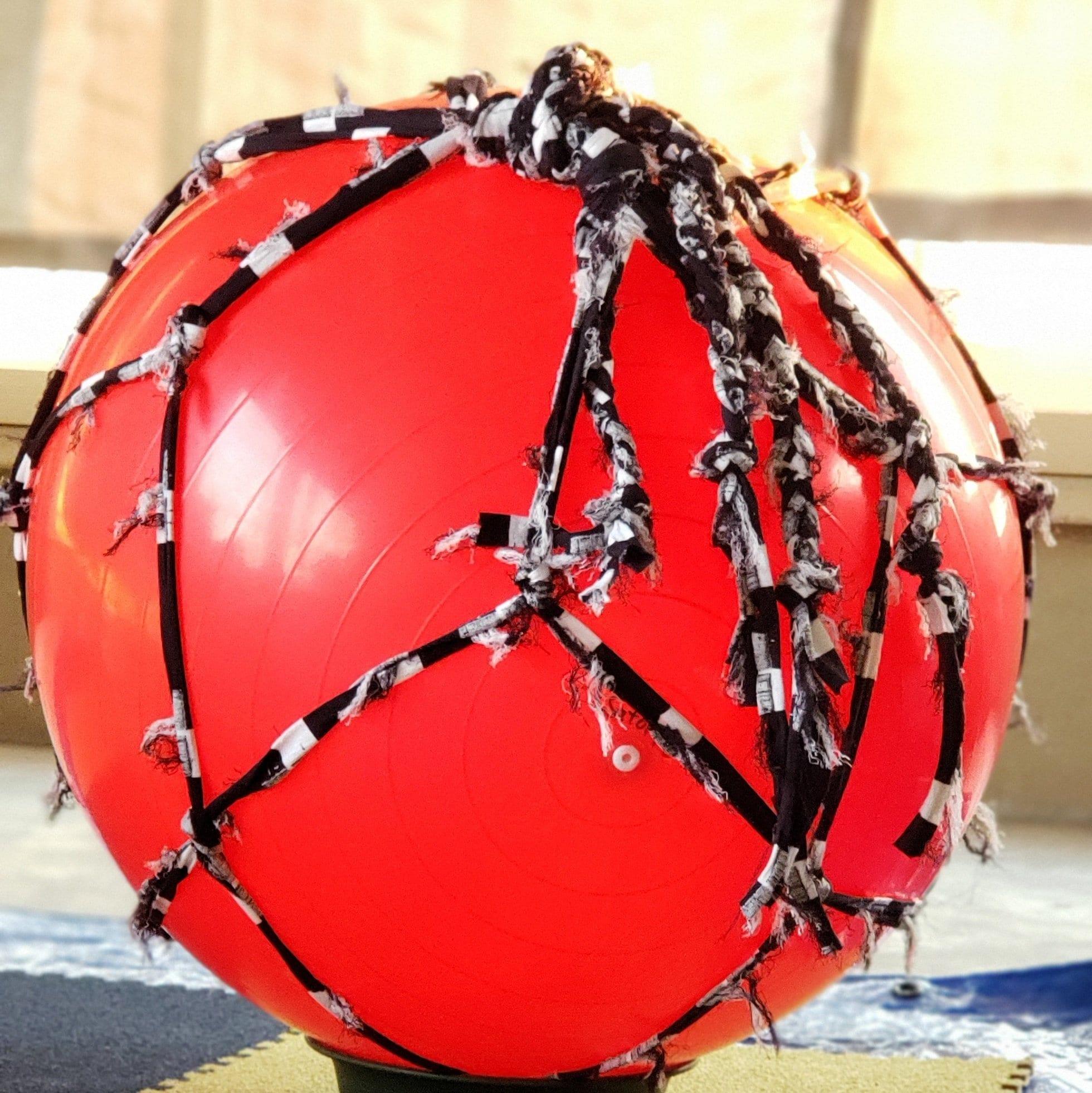 【ボール&ボールネット付き】バランスボールスターターセット!基本をまずは学びましょう@江南市&オンラインのイメージその2