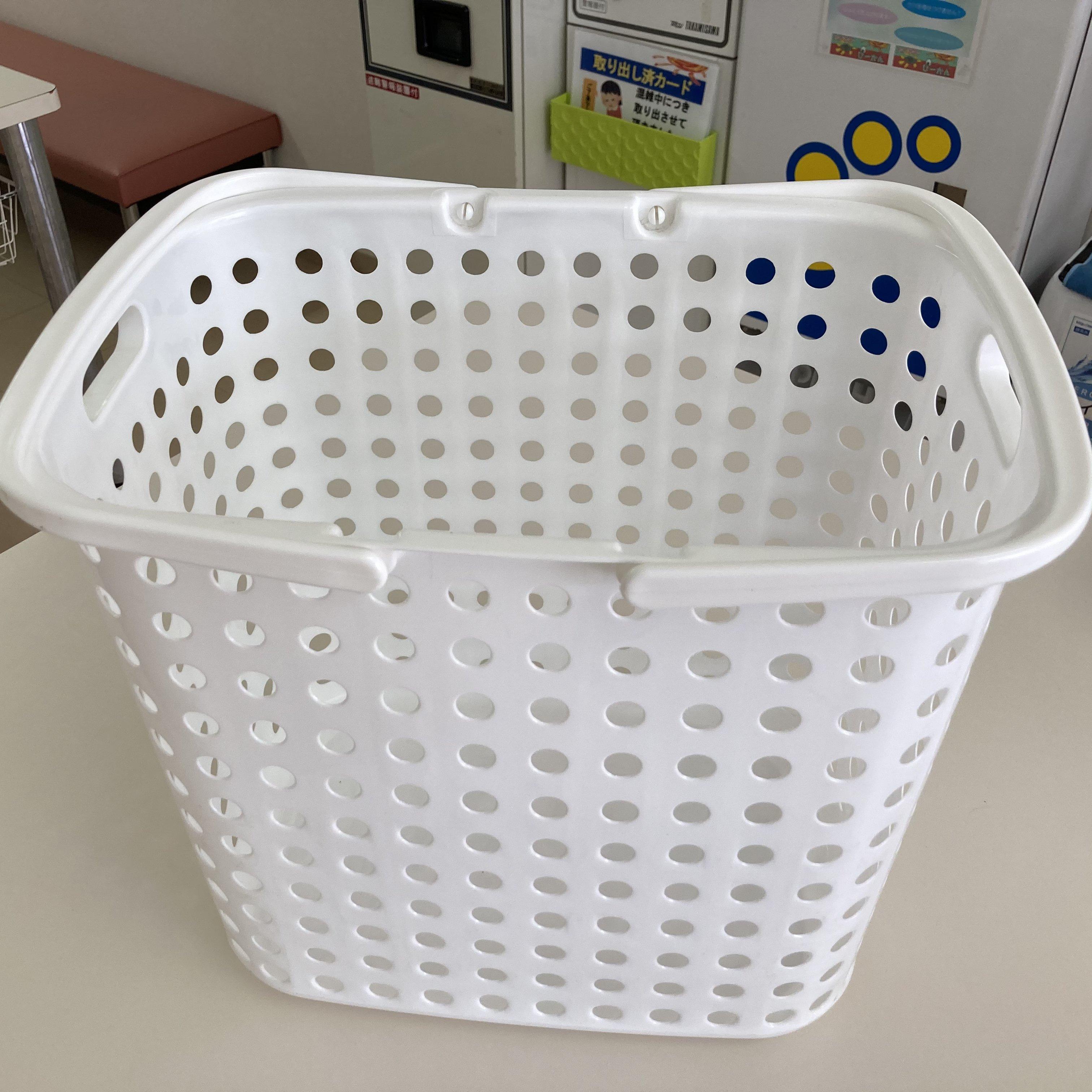 洗濯代行・たたみサービス4kg(目安・中バスケット)のイメージその2