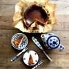 【リクエスト焼き菓子】バスク風チーズケーキ(15㎝ホール)maricopain自慢の焼き菓子