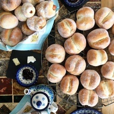 【2種類】5月12日(水)10時半〜 自宅にいながら気軽にパン作り♪ maricopainオン...