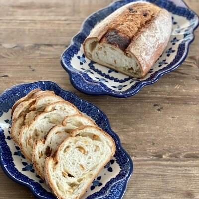 【2種類】8月4日(水)11時〜 自宅にいながら気軽にパン作り♪ maricopainオンラインレッスン
