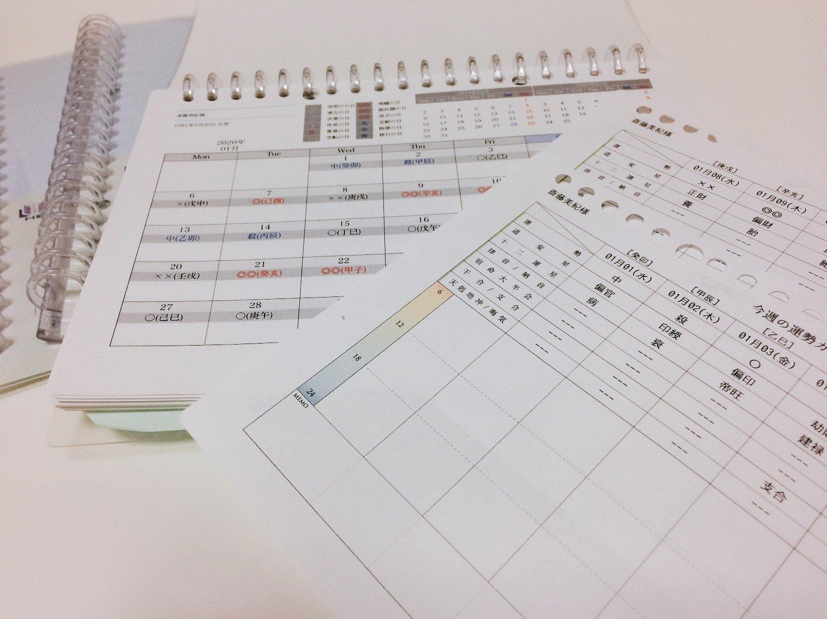 四柱推命鑑定×コーチング(マンツーマン3ヶ月サポート)のイメージその3