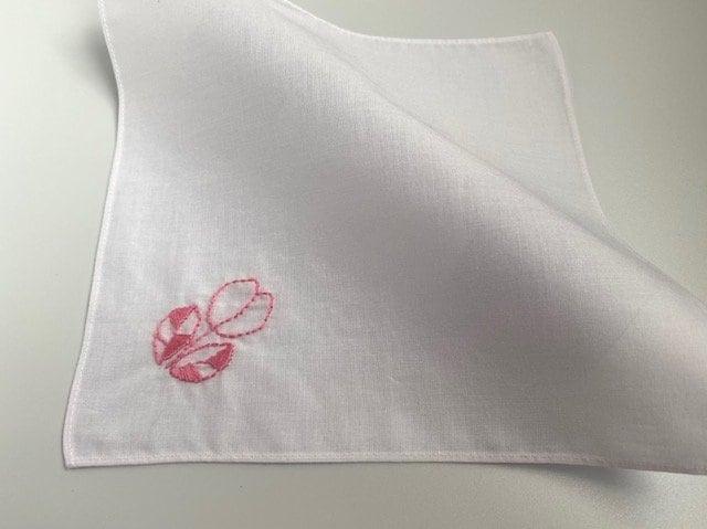 やさしい刺繍オンラインワークショップ マンツーマンレッスンウェブチケット(80分)のイメージその2