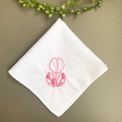 やさしい刺繍オンラインワークショップ マンツーマンレッスンウェブチケット(80分)