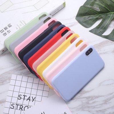 シンプルiPhoneケース(多機種揃っています)(5s〜12Promax)