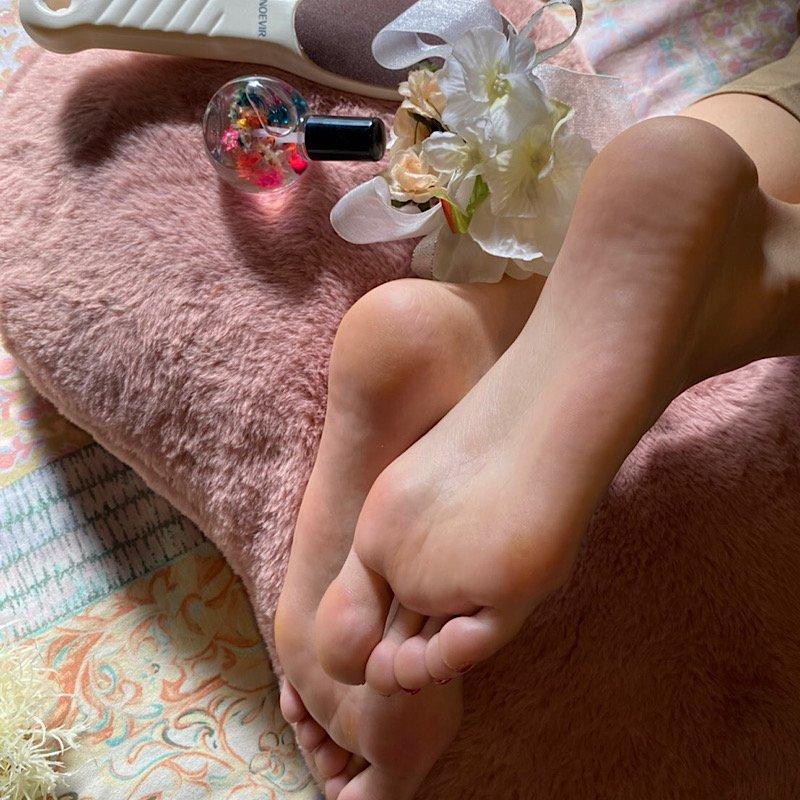 ジョリラパンオプションメニュー20分:足裏ツルツル角質ケアのイメージその1