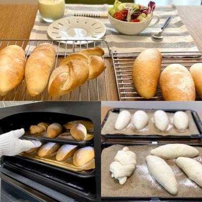 手ごねパン基礎コース 全6回(初級レベル)
