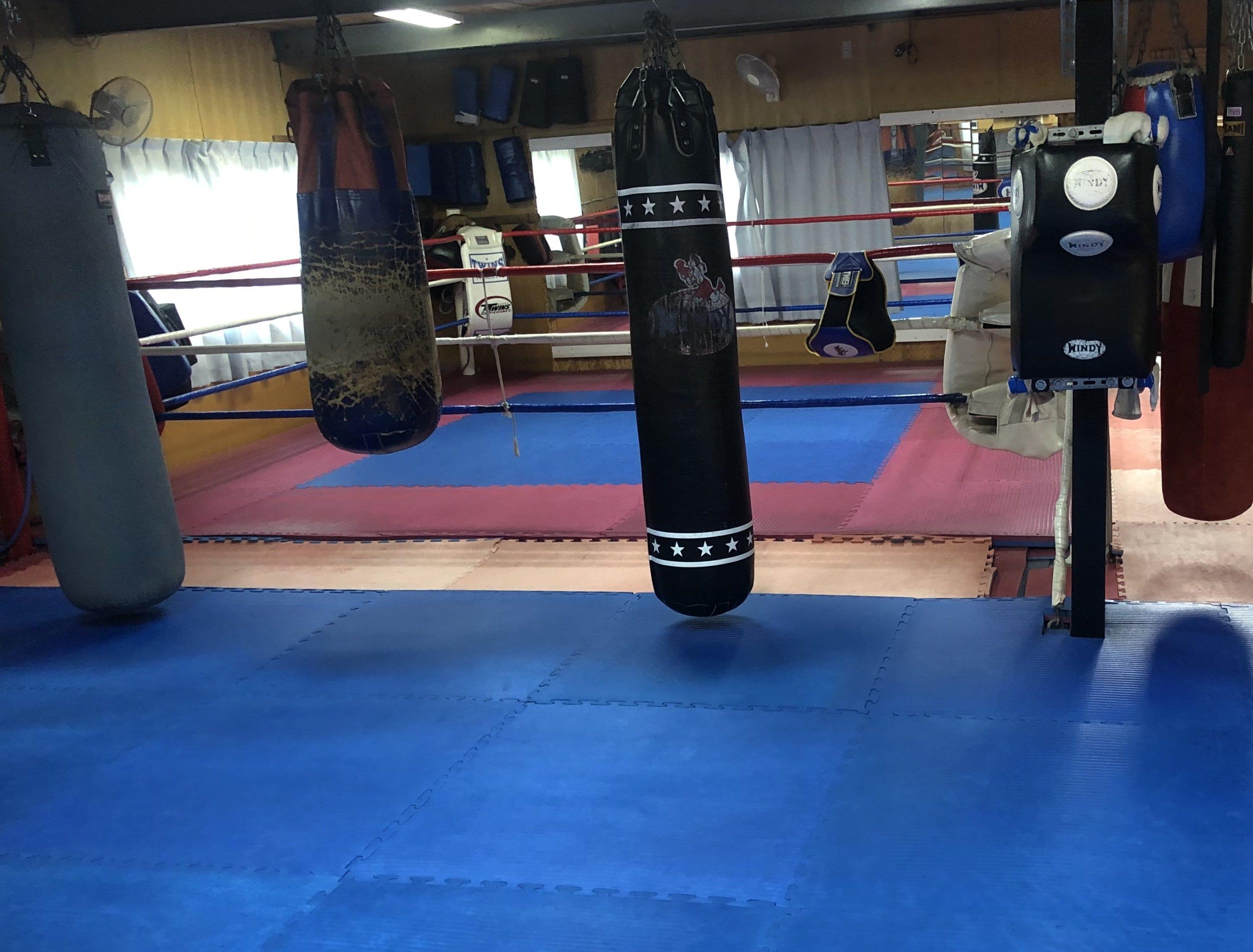 【現地払い】お気軽キックボクシング体験コース 30分 1回限りのイメージその1