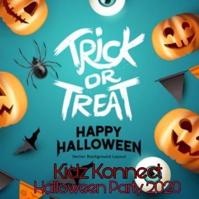 kidzkonnect HALLOWEEN Trick or Treat EVENT