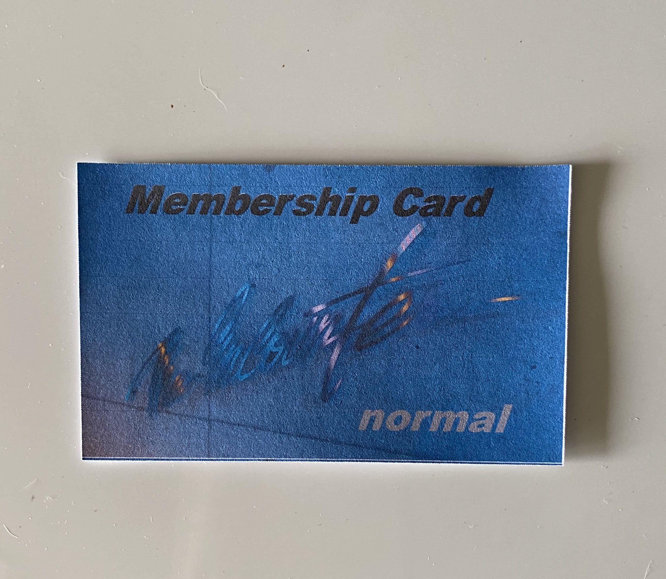 オープンマイクチャージ料回数券のイメージその1