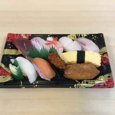 【テイクアウトメニューチケット】にぎり寿司10貫