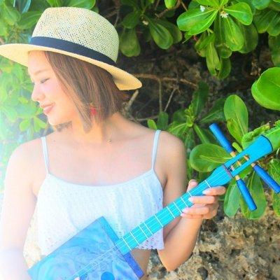 サンレレ 海遊び Sanlele Umi Ashibi blue