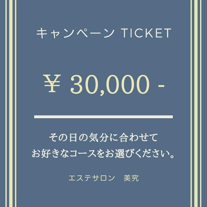 【現地払い専用】【高ポイント還元】キャンペーンticket  30,000 円分のイメージその1
