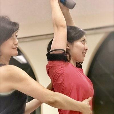 定期購入「加圧トレーニング」女性専用オリジナルコース・月4回分(1か月)パーソナル【サキュレ銀座】