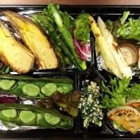 野菜の炭火焼きセット(テイクアウト)
