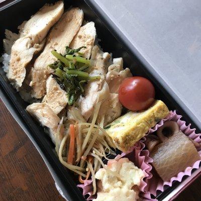 錦爽どりキジ焼き弁当(テイクアウト)