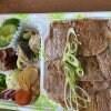 道産牛カルビ炭火焼弁当(テイクアウト)