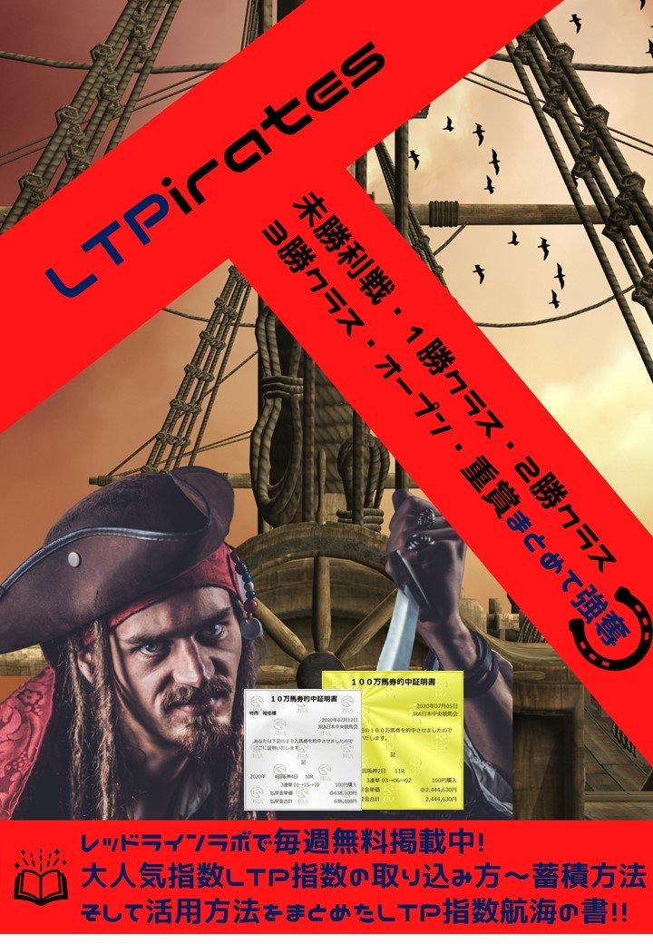 LTPirate〜LTP指数を持ち、馬券の海賊となれ〜のイメージその1