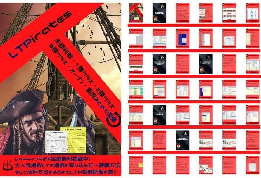 LTPirate〜LTP指数を持ち、馬券の海賊となれ〜のイメージその4