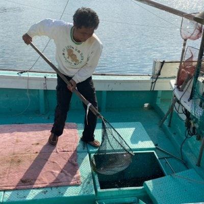 【4月から体験開始】釣りガール体験3時間コース