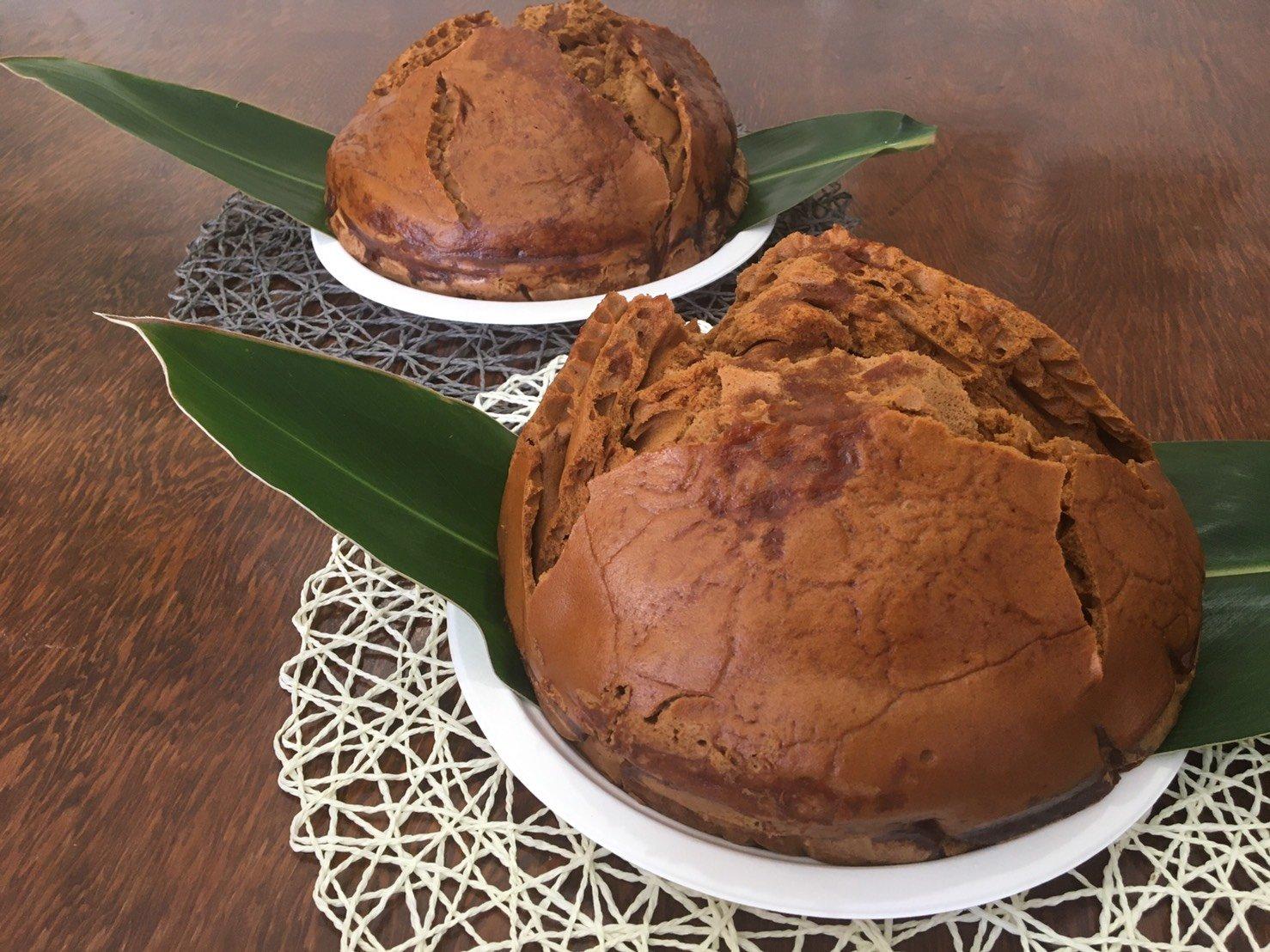 沖縄の伝統菓子アガラサー「琉球シフォンケーキ」のイメージその1
