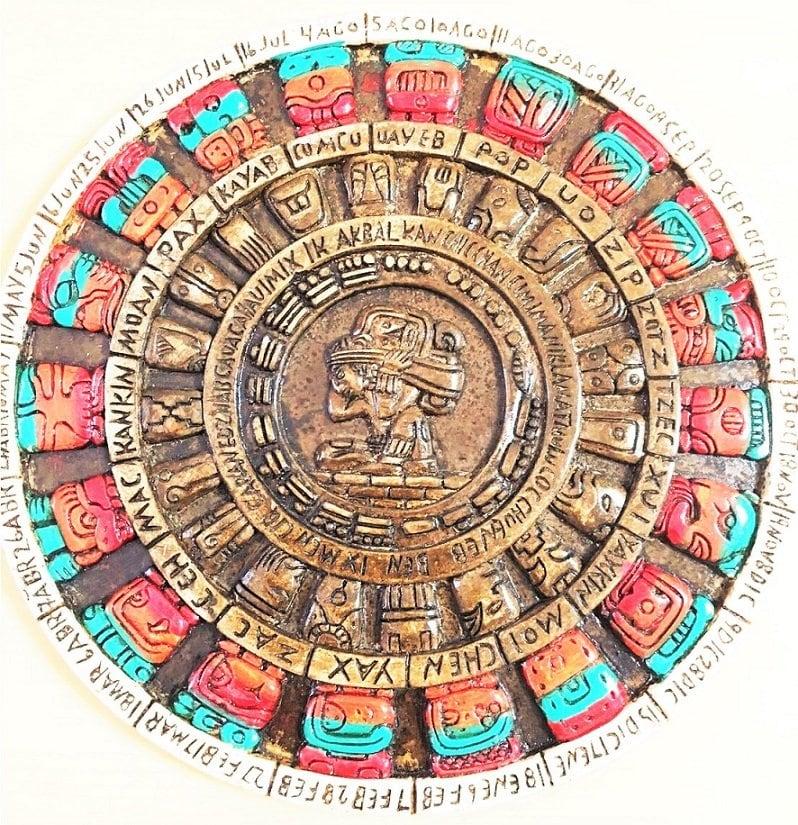 【マヤ暦】古代マヤ暦シンクロカレンダー講座のイメージその4
