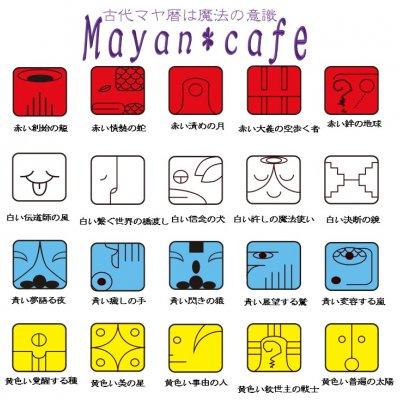 マヤ暦で自分のもって生まれた性質を知る◇セルフリセット