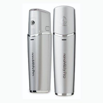 nanoMisty Pro(ナノミスティプロ)お手持ちの化粧水を噴霧出来る優れもの美容器