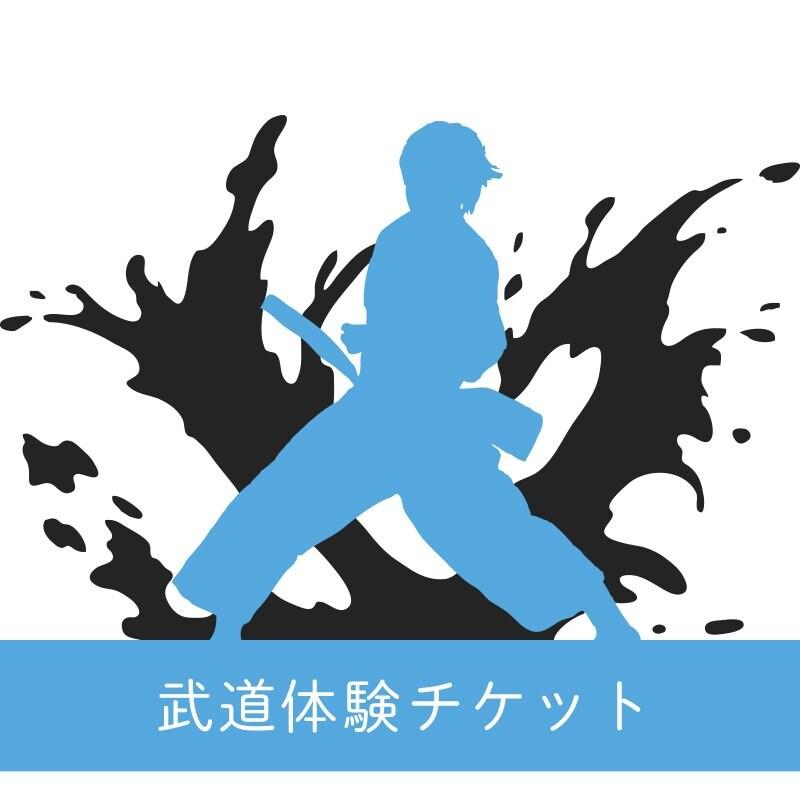 武道体験チケットのイメージその1