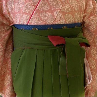 袴を着せられるようになる着付け教室講師代