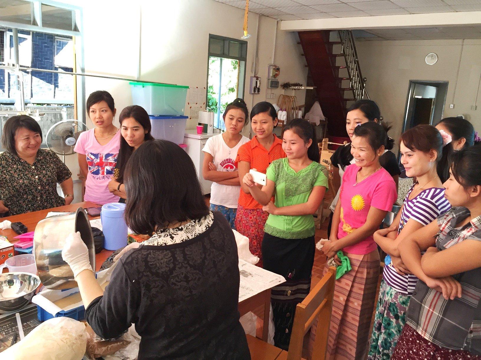 募金|ミャンマー|女性の就労支援のお願い|3000円のイメージその2