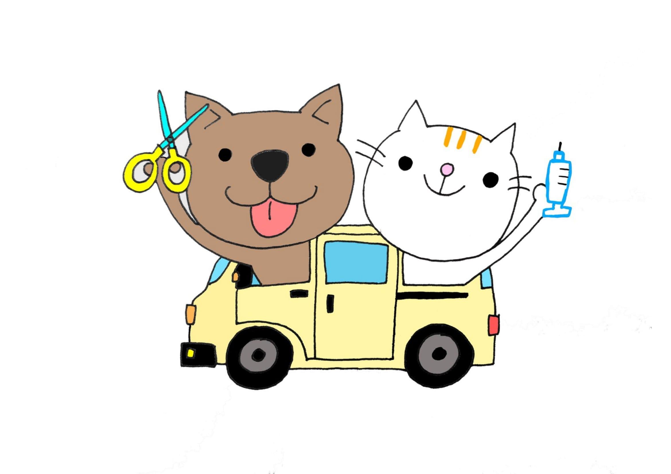 【沖縄本島限定】ねこちゃんのケアでお困りの方むけ訪問ペットケアのイメージその1