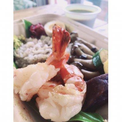 【現地払い限定】海老と季節野菜のオーガニックスパイスカレー