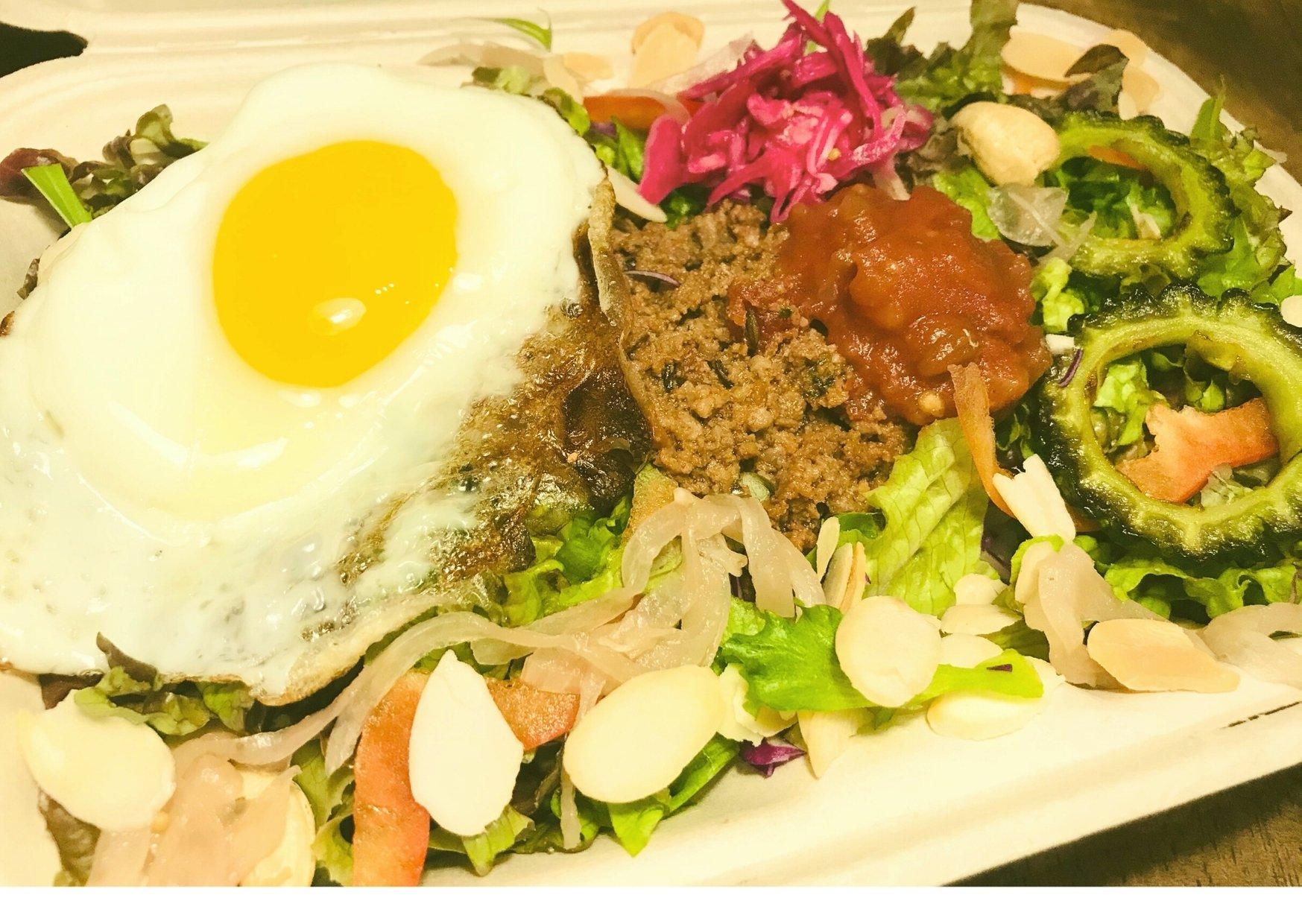 【現地払い限定】島野菜たっぷりタコライス!のイメージその1