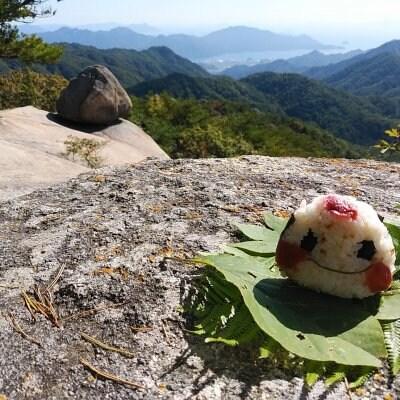 ひろしま里山横あるき10月30日(土)おむすび岩とベニマンサク湖畔