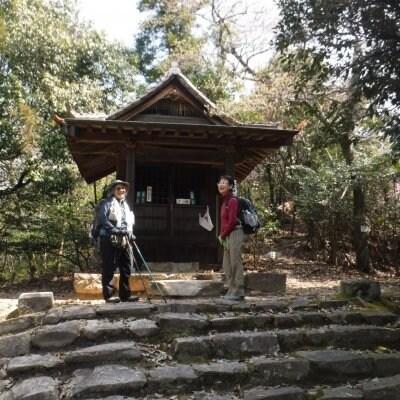 広島里山あるき「ひょんのき横あるき」チケット12月16日水曜日安佐北区高松山