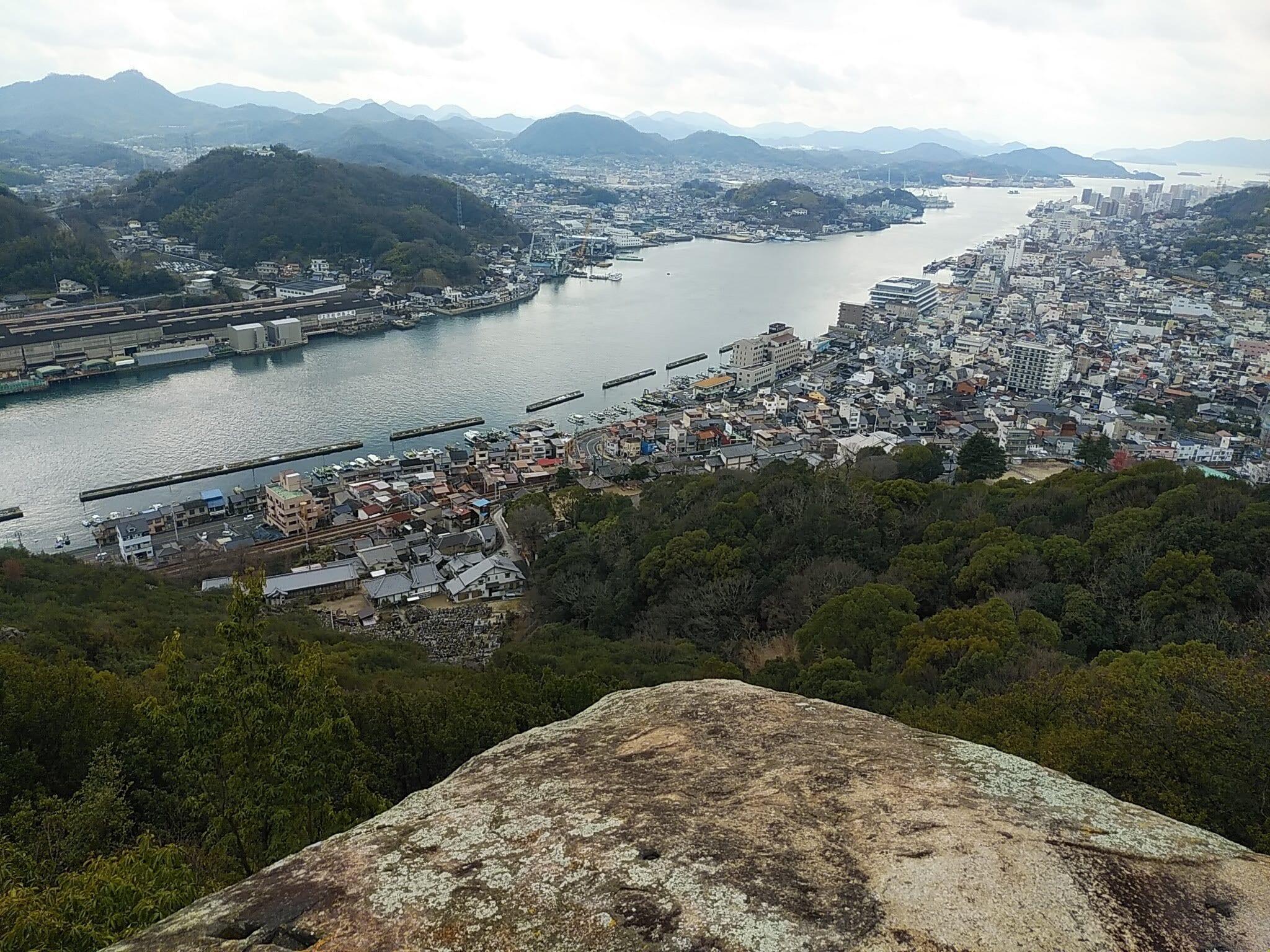 広島里山あるき「ひょんのき横あるき」チケット3月28日日曜日尾道市浄土寺山と猫の小路のイメージその3