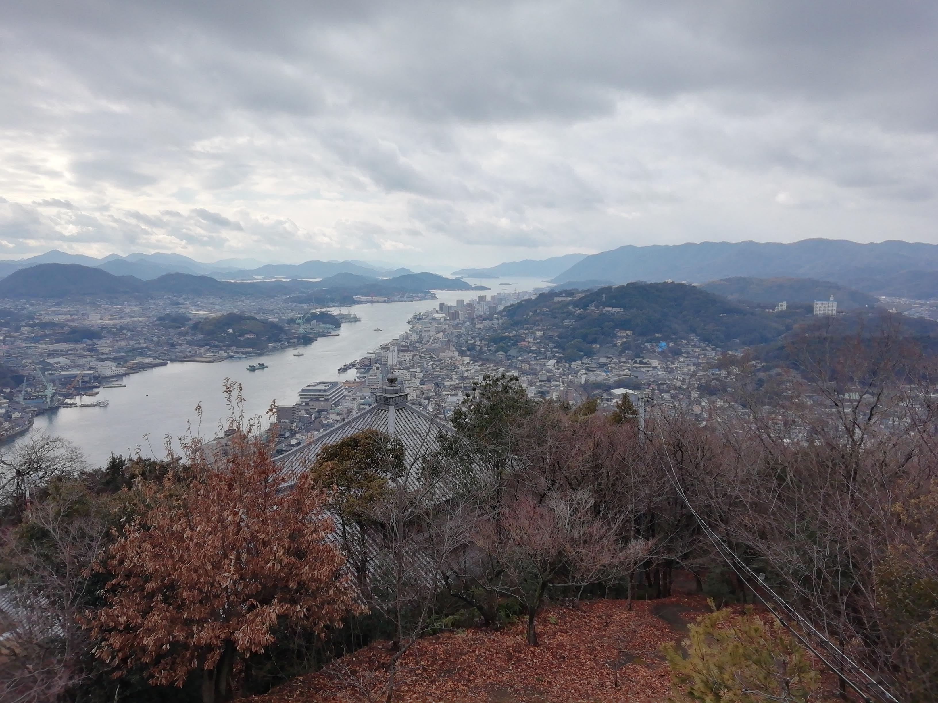 広島里山あるき「ひょんのき横あるき」チケット3月28日日曜日尾道市浄土寺山と猫の小路のイメージその1