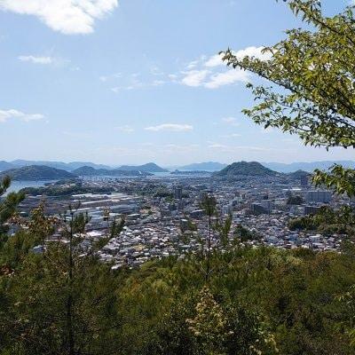 【K様個人】広島横あるき揚倉山公園から岩滝神社10月28日木曜日