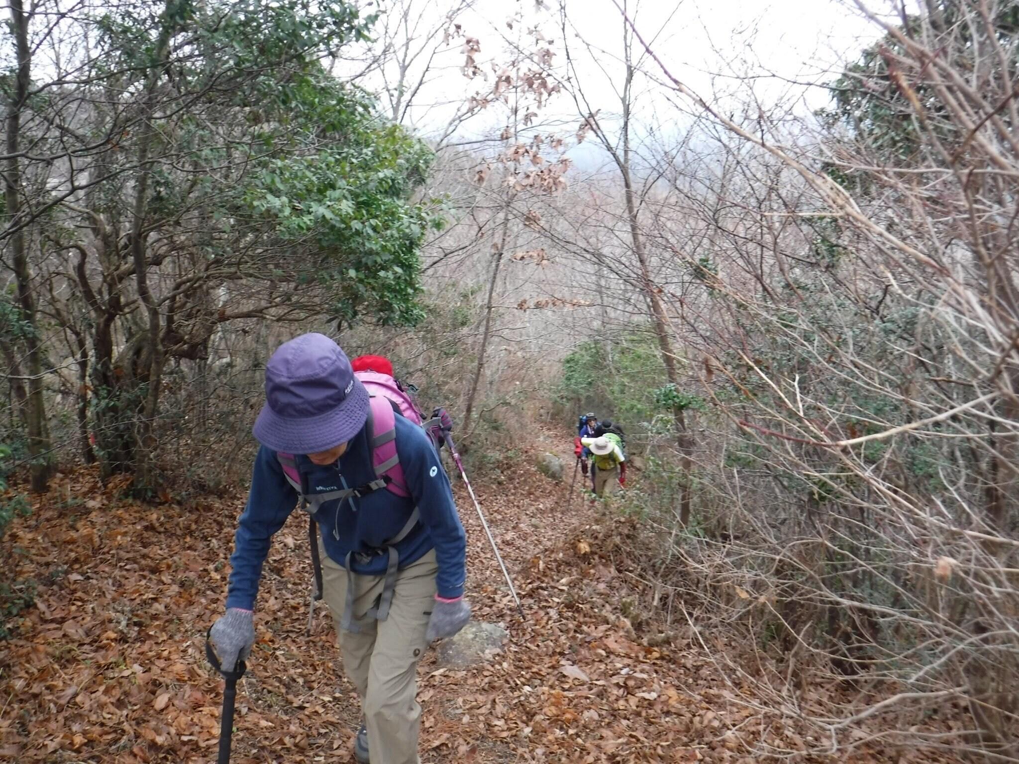 広島里山横あるき「巨石の山」天神嶽5月23日日曜日のイメージその5