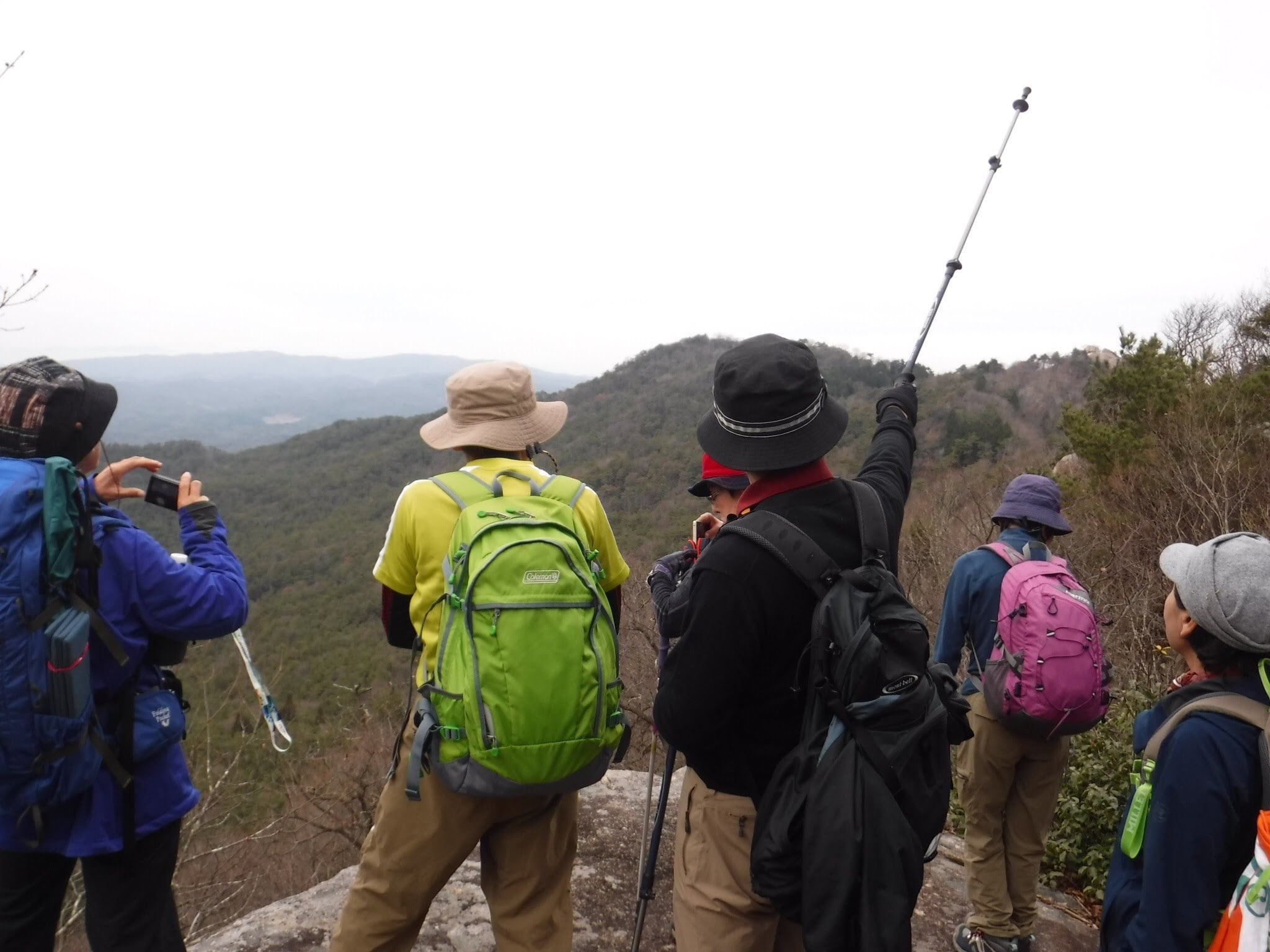 広島里山横あるき「巨石の山」天神嶽5月23日日曜日のイメージその3