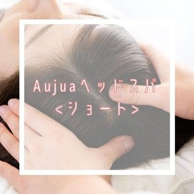 【店頭払い専用】Aujuaヘッドスパ
