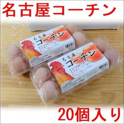【20個入り】純系 名古屋コーチン卵