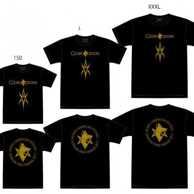 GORDON Tシャツ-③